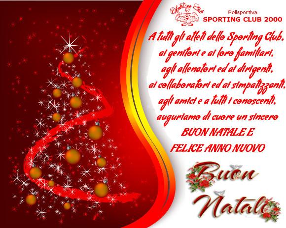 Auguri Di Natale Per Sportivi.Sport E Gioco Auguri Di Natale 2013