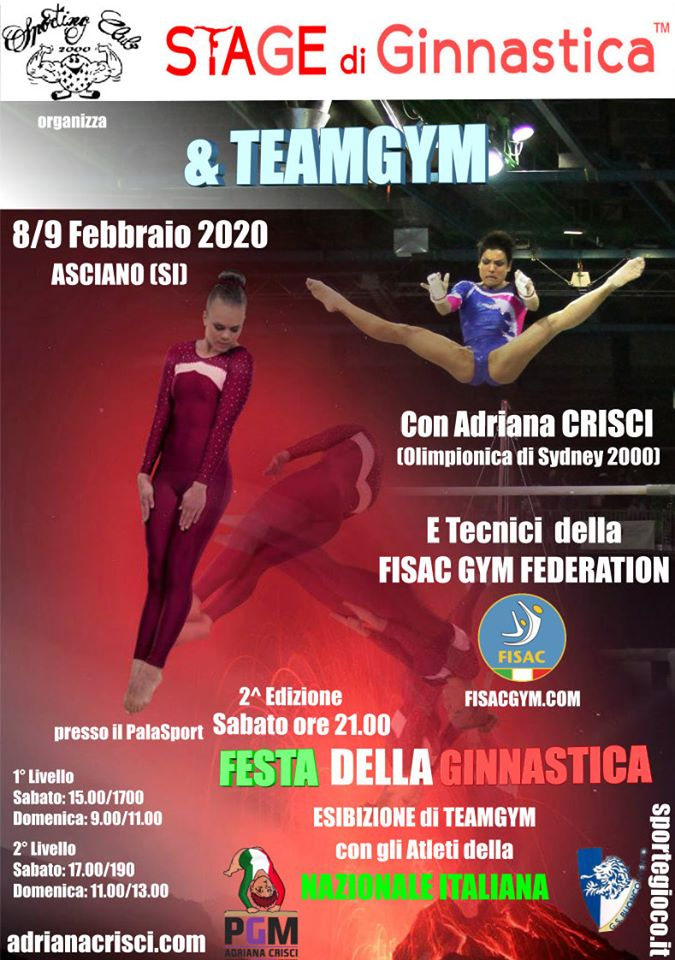 StageGinnasticaArtistica VolantinoCrisci 8 9feb2020